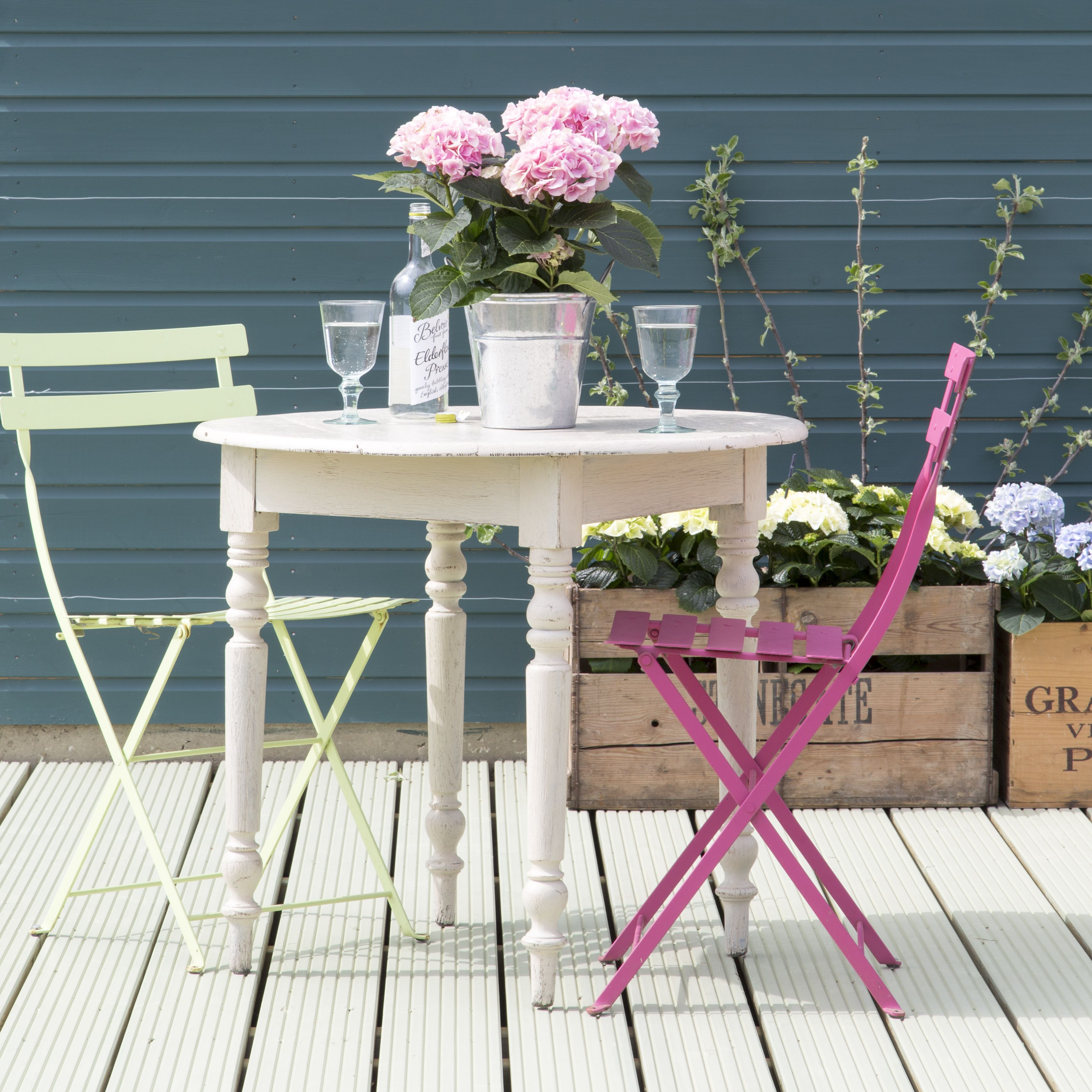 Garden Furniture Paint exterior paint & wood stains | stains & varnishes | diy at b&q