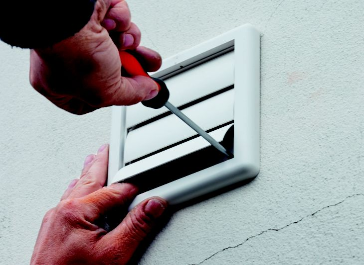 How To Fit Vents Amp Fans Ideas Amp Advice Diy At B Amp Q