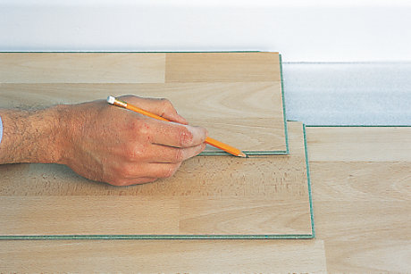 How to lay floorboards part 3: Laying locking laminate