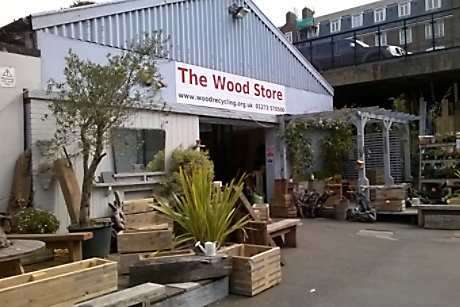 The wood store