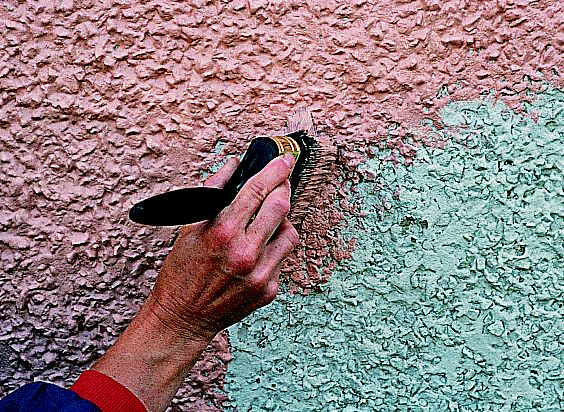 How To Paint Repair Exterior Walls Ideas Advice Diy At B Q