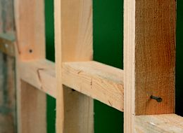 How To Build A Stud Partition Wall Ideas Amp Advice Diy