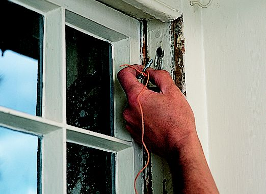 How to replace a sash window cord help ideas diy at b q for Diy window replacement
