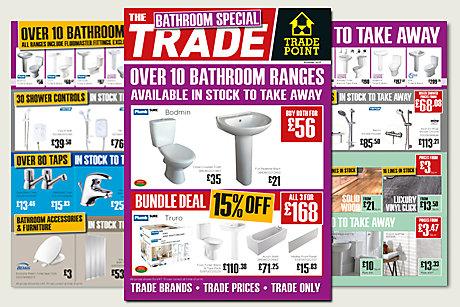 Bathrooms Flyer