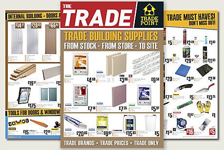 General Builder Trade Flyer
