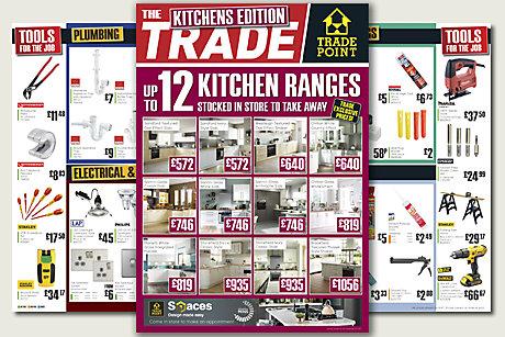 Kitchens Trade Flyer