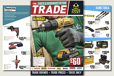Tools/Hardware Trade Flyer