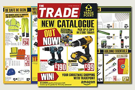 *Catalogue Special* Trade flyer