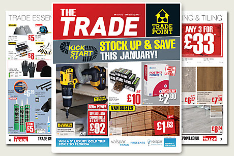 The Trade Flyer