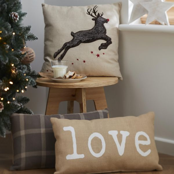 CHRISTMAS INTO THE WOODS HOME COLLECTION