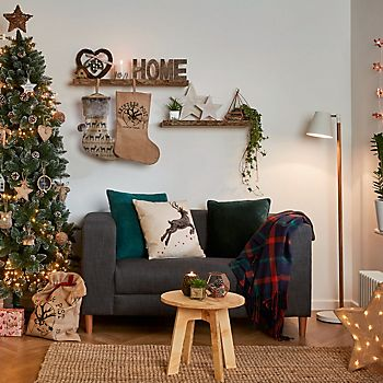 Woodland themed home decor