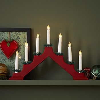 Traditional Candle Arch