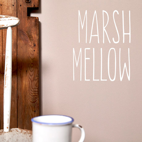 Image of Marsh Mellow colour