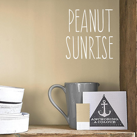 Image of Peanut Sunrise colour