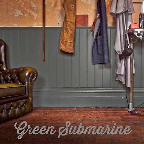 Image of Green Submarine colour