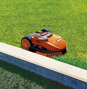 Worx Landroid M1000 Cordless Robotic lawnmower