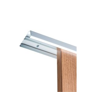 View B&Q Wardrobe Sliding Door Track (L)1.803m details
