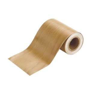 View Oak Effect Fascia Strip (W)50 mm (L)1.8m details
