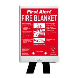 View Fire Blankets details