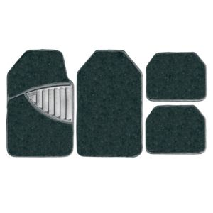 View Michelin Premium Grey Car Mat, Set of 4 details