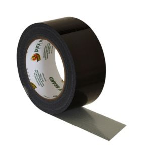 View Duck Black Cloth Duct Tape (L)25m details