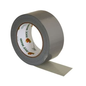 View Duck Silver Cloth Duct Tape (L)25m details
