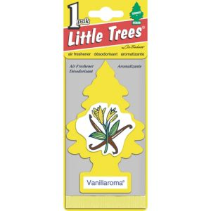 View Little Tree Vanilla Air Freshener details