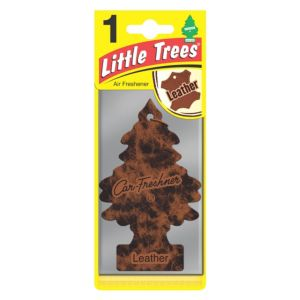 Image of Little Trees Leather Air freshener