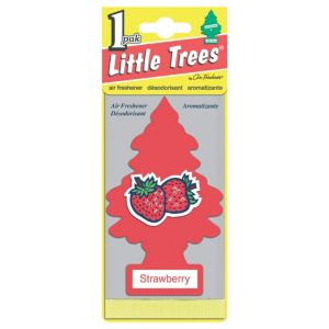View Little Trees Strawberry Air Freshener details