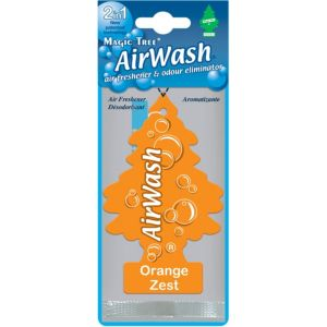 Image of Magic Tree Orange zest Air freshener