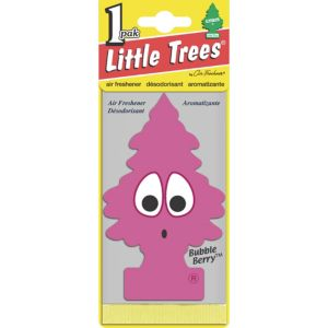 View Little Tree Bubble Berry Air Freshener details