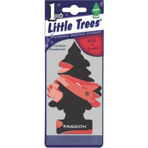 View Little Tree Passion Air Freshener details