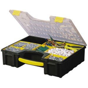 View Stanley 8 Compartment Tool Organiser details