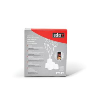 View Weber Fire Lighter 350G Pack details