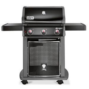 Weber E310 Spirit Classic 3 Burner Gas Barbecue