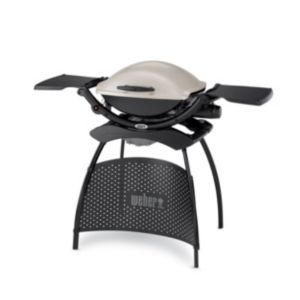 View Weber Q2000 2 Burner Gas Barbecue with Stand details