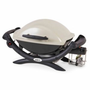 View Weber Q1000 1 Burner Gas Barbecue details