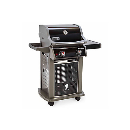 weber classic e0210 spirit 2 burner gas barbecue. Black Bedroom Furniture Sets. Home Design Ideas