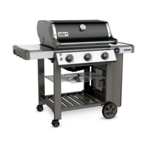 Weber GENESIS® II E310™ GBS™ Black 3 Burner Gas Barbecue