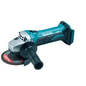 View Makita Cordless 18V 115mm Angle Grinder DGA452Z - BARE details