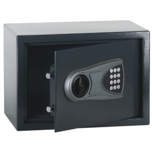 View B&Q 16.3L Electronic Keypad Operated Medium Security Safe details