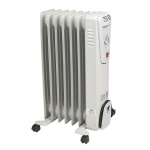 View 92239 Electric 1.5kW Oil-Filled Radiator details
