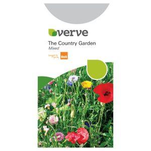 B&Q/Outdoors/Gardening/Verve Country Garden Seeds
