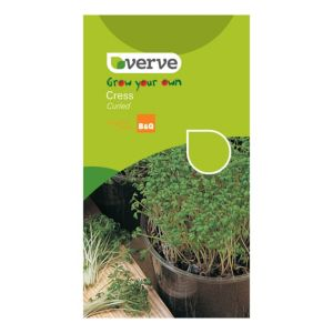 B&Q/Outdoors/Gardening/Verve Cress Seeds  Curled Mix