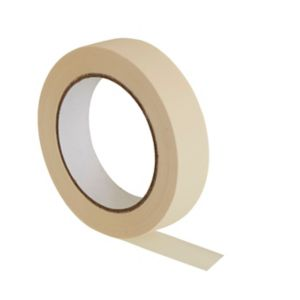 View B&Q Masking Tape 25mm x 50m details