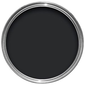 View B&Q Black Textured Masonry Paint 2.5L details