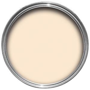 View B&Q Magnolia Cream Textured Masonry Paint 5L details