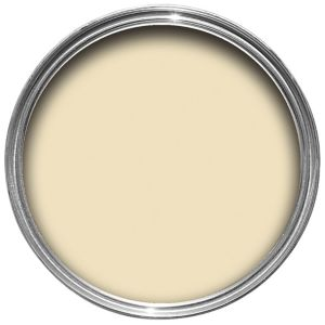 View B&Q Devon Cream Textured Masonry Paint 5L details