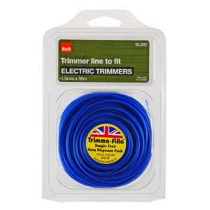 View B&Q Trimmer Line To Fit Electric Trimmers (T)1.5mm details