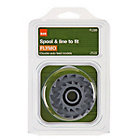 B&Q Spool & Line to Fit Flymo Models (T)1.5mm